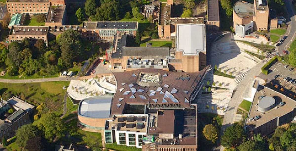 University of Exeter Online - Shot of Campus