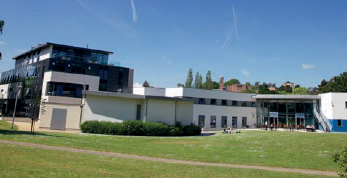 University of Exeter Online - Campus Shot
