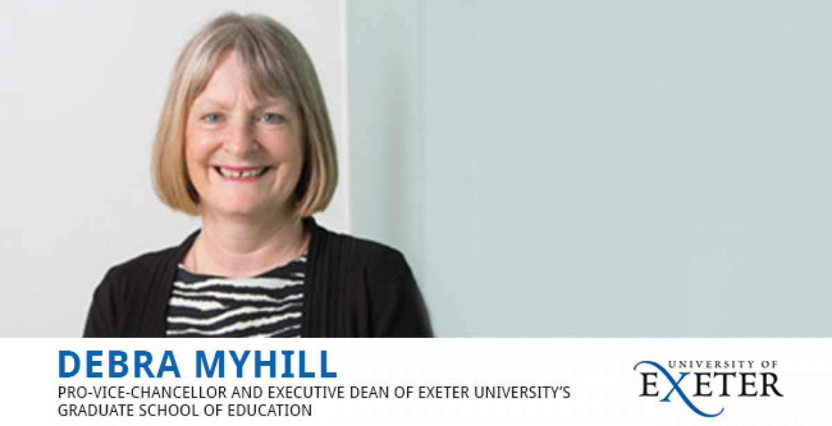 Professor Debra Myhill: We Should Never Stop Learning